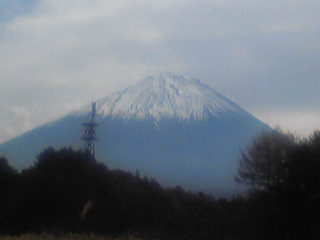 しかし、富士山は優しい。